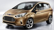 Ford B-Max : quelques surprises