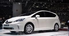 Toyota Prius+ : le monospace hybride à 7 places