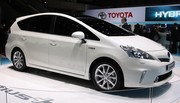 Toyota Prius + : la famille s'agrandit