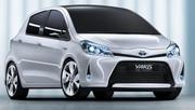 Toyota Yaris HSD : Un avant-goût de 2012 !