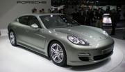 Chez Porsche, la Panamera accroche !