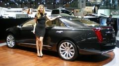 XTS Platinum Concept, le luxe selon Cadillac !