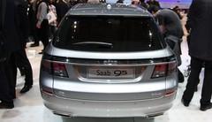 Saab 9-5 Estate : une ligne mais peu de coffre
