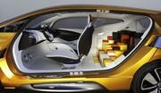 Renault R-Space : un monospace aux lignes dynamiques