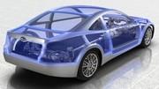 Subaru Boxer Sports Car Architecture