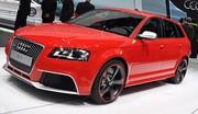 Audi RS3 Sportback : bouquet final