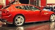 Ferrari FF en vidéo