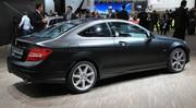 Mercedes Classe C Coupé : une voiture de footeux ?