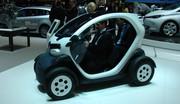 La Renault Twizy électrique à partir de 6 990 €