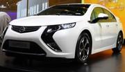 Opel Ampera : La version de série en première mondiale