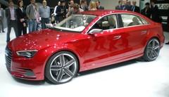 L'Audi A3 Concept se dévoile !