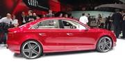 L'Audi A3 concept en vidéo