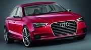 Audi A3 Concept : La sportive élégante