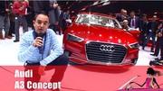 Focus sur... l'Audi A3 Concept