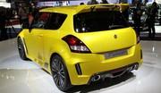 Suzuki Swift-S Concept, une grande gueule et peu de chevaux