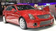 Cadillac CTS SW : Chaud devant !