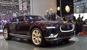 Bertone Jaguar B99 Concept : Plus royaliste...