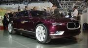 Bertone B99, une belle vision de la future petite Jaguar