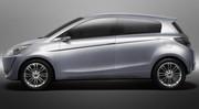 Mitsubishi Concept-Global Small