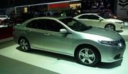 Honda Accord restylée : technologie discrète