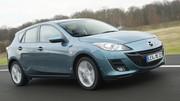 Essai Mazda 3 1.6 MZ-CD