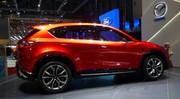 Mazda Minagi Design Concept : félin des villes