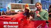 Focus sur... l'Alfa Romeo 4C Concept