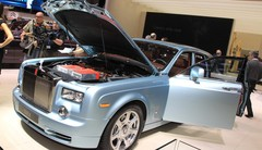 Rolls-Royce 102 EX : Spirit of electricity