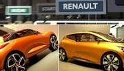 Renault R-Space et Captur en vidéo