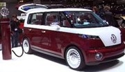 Volkswagen Bulli en vidéo