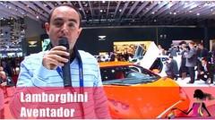 Focus sur... la Lamborghini Aventador