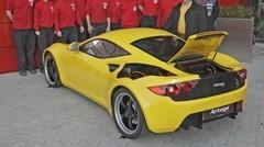 Artega SE (Sport Electric)
