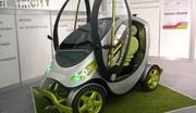 Exid Micron : un concurrent pour le Renault Twizy : Projet innovant recherche investisseurs