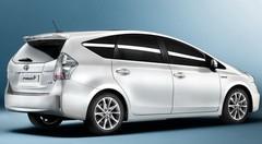 Toyota Prius+ : De cinq à sept