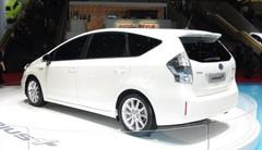 Toyota Prius Plus : enfin une hybride spacieuse