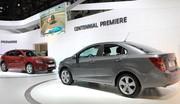 Les histoires de portes de Chevrolet (Avéo Tricorps et Cruze Hatchback)