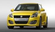 Suzuki Swift S-Concept : Petit cube enragé