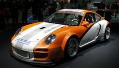 Ambiance feutrée chez Porsche