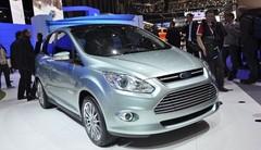 Ford C-Max Energi : Chargée à bloc !