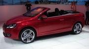 La Volkswagen Golf Cabriolet décapote plus vite que son ombre