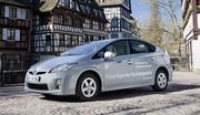 Retour d'expérience positif pour la Prius hybride rechargeable
