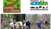 2 au 10 avril : journées des chemins organisées par le CODEVER