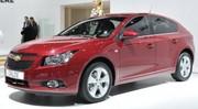 Chevrolet à Genève : la Cruze cinq portes en vedette