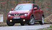 Essai Nissan Juke 1.5 dCi 110 Tekna : envie de rouler décalé ?