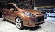 Ford B-Max : un minispace qui innove