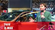 Focus sur... le Ford B-Max