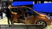 Emission Automoto : les nouveautés de Genève, prix de l'essence, DS3 / Mito