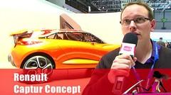 Focus sur... le Renault Captur Concept