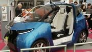 Reportage objectif sur les voitures écologiques au salon de Genève