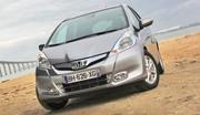 Essai Honda Jazz Hybrid 1.3 i-VTEC Luxury : 1 ère urbaine hybride